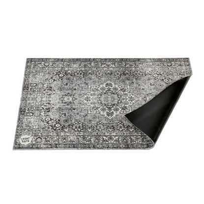 Drumnbase VP185-GRY 185x160 cm Vintage Persian Grey Trummatta
