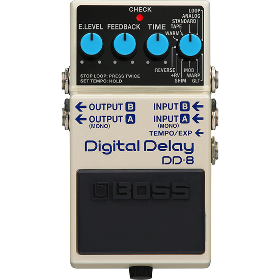 BOSS DD-8 Digital Delay