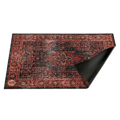 Drumnbase VP130-RBL 130x90 cm Vintage Persian Red/Black Trummatta