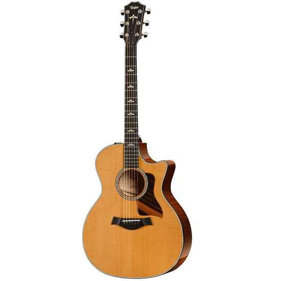 Taylor 614ce Akustisk Stålsträngad Gitarr