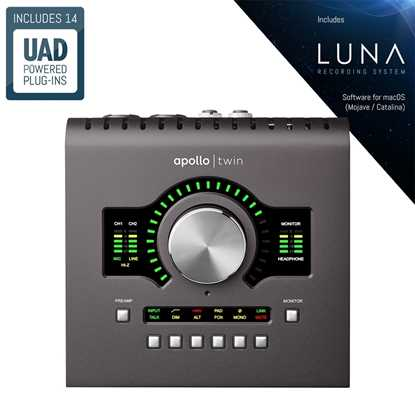 Universal Audio Apollo Twin Duo mk2 Heritage Edition