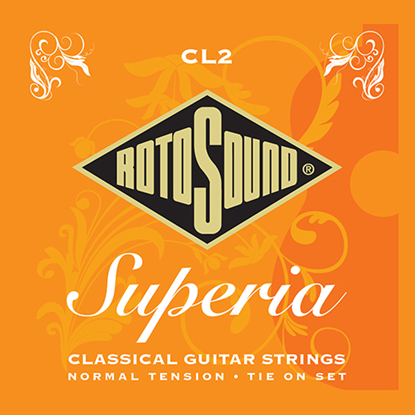 Rotosound Superia Classical CL2 Normal Tension