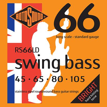 Rotosound Swing Bass 66 Standard 45-105