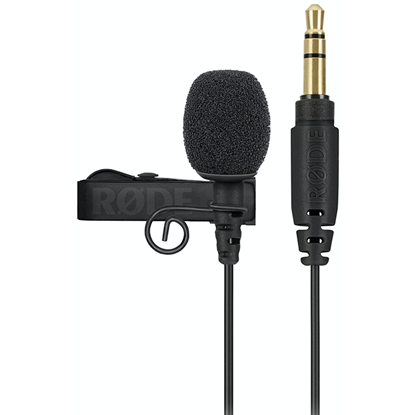Røde Lavalier GO Professional-Grade Wearable Microphone