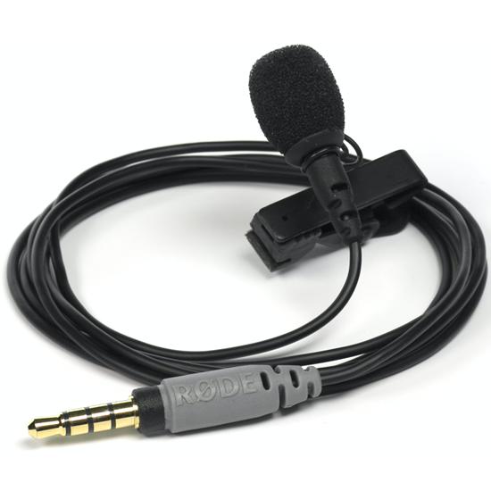 Røde SmartLav+ Lavalier microphone for smartphones