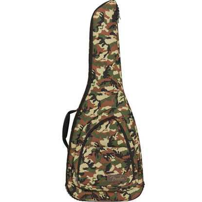 Fender FE920 Woodland Camo Electric Guitar Bag