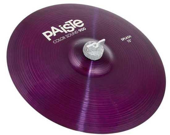 Paiste 12″ 900 Color Sound Splash Purple