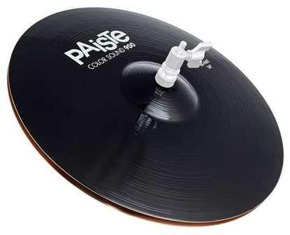 Paiste 14″ 900 Color Sound Hi-Hat Black