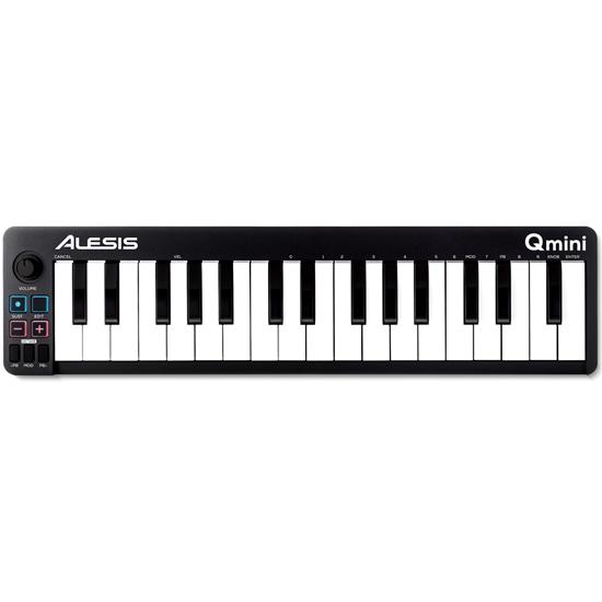 Alesis Q Mini Compact 32-Key USB-MIDI Controller