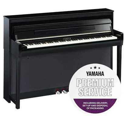 Yamaha CLP-785PE Polished Ebony