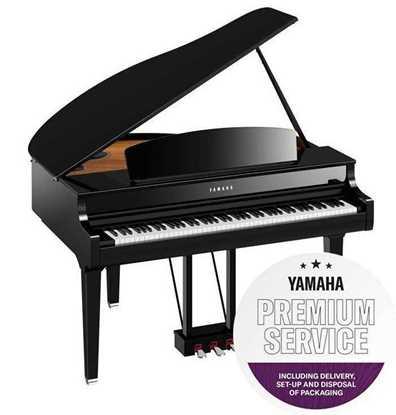 Yamaha CLP-795GP Polished Ebony