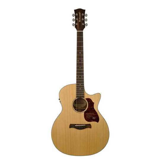Richwood G-22-CE Master Series Grand Auditorium Guitar
