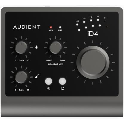 Audient iD4 mk2