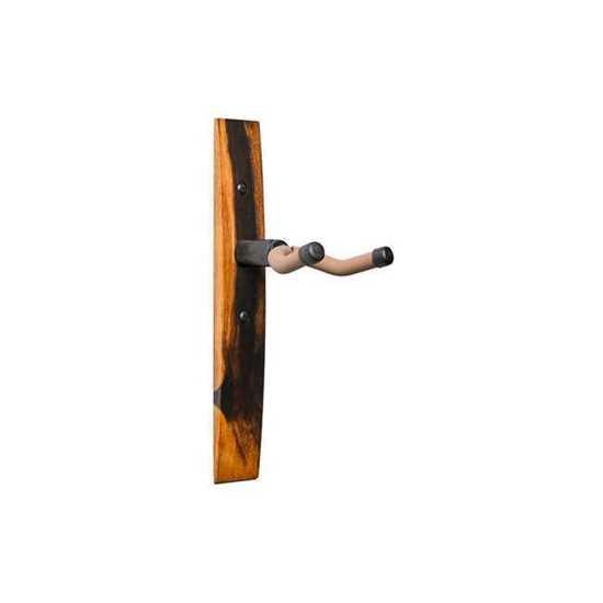 Taylor Guitar Wall Hanger Ebony No Inlay