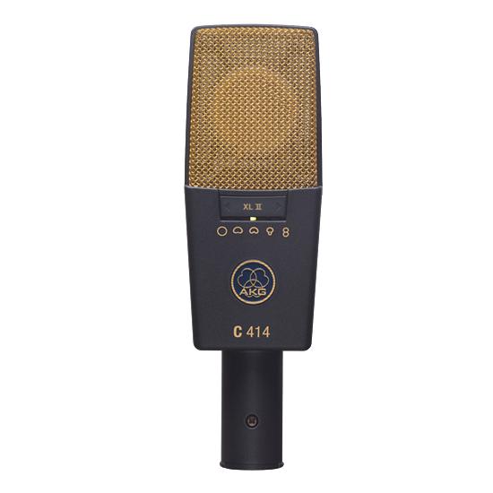 Bild på Mikrofon C414B XLII