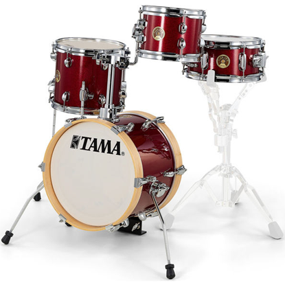 Tama Club-JAM Flyer Kit LJK44S-CPM Candy Apple Mist