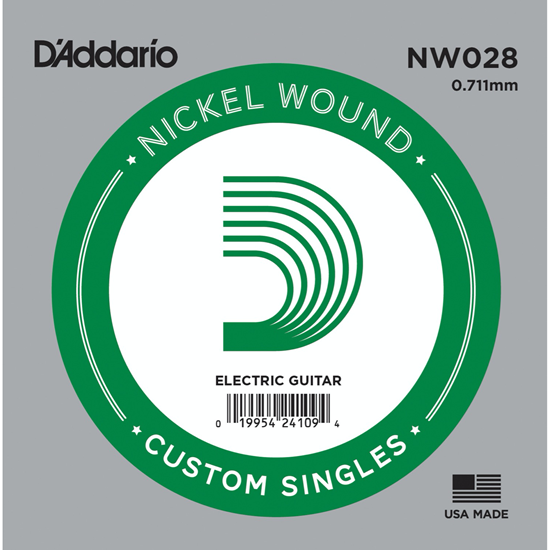 D'Addario NW028 Nickel Wound