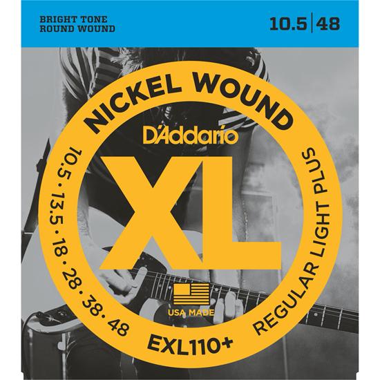 D'Addario EXL110+