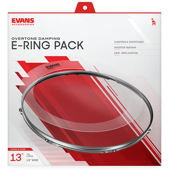 """Evans E-Rings 13"""" Filler Pack E13ER15"""