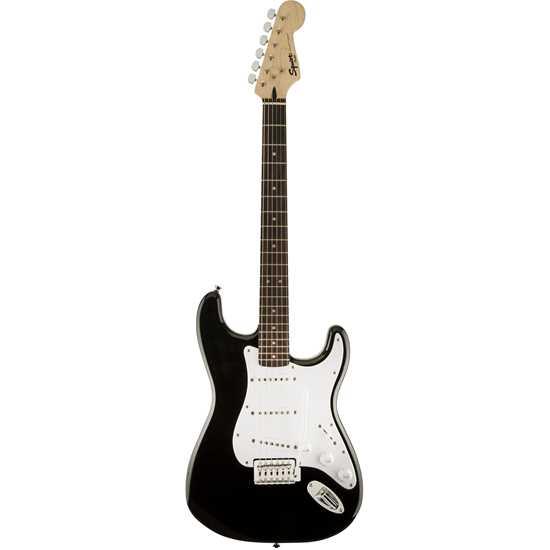Squier Bullet Stratocaster® With Tremolo Laurel Fingerboard Black