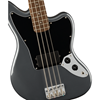 Squier Affinity Series™ Jaguar® Bass H Charcoal Frost Metallic