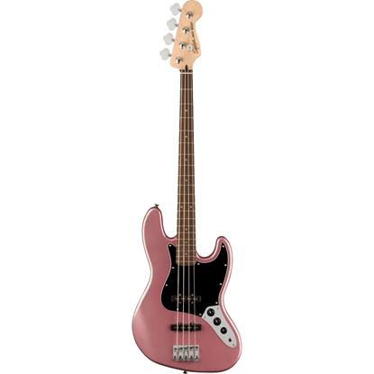 Squier Affinity Series™ Jazz Bass® Burgundy Mist