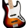 Squier Affinity Series™ Jazz Bass® 3-Color Sunburst