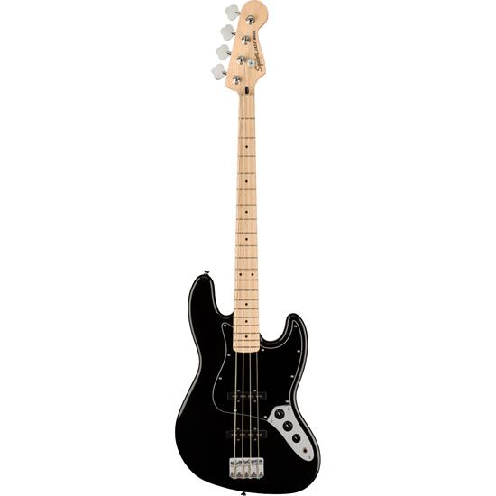 Squier Affinity Series™ Jazz Bass® Black