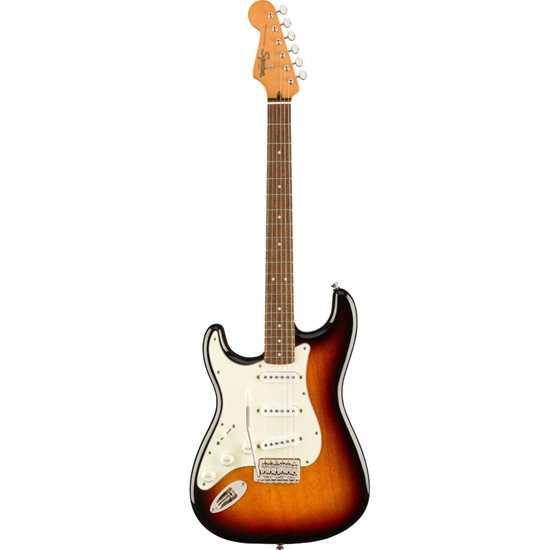 Squier Classic Vibe '60s Stratocaster® Laurel Fingerboard 3-Color Sunburst Left-Handed