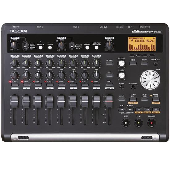 Tascam DP-03SD 8-Track Digital Portastudio