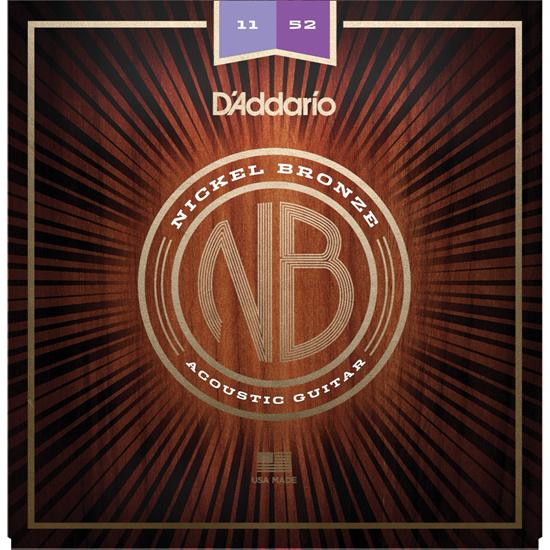 D'Addario NB1152 Nickel Bronze