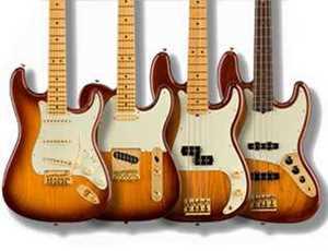 Bild för kategori Gitarrer & Basar