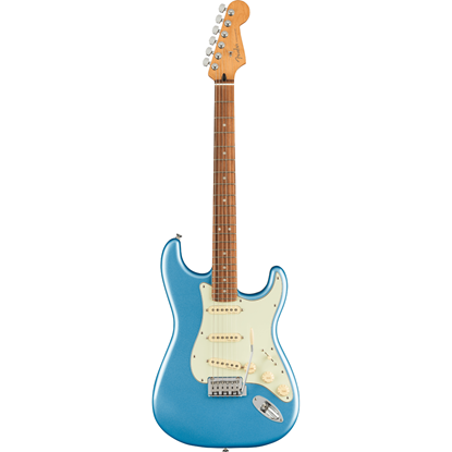 Fender Player Plus Stratocaster® Pau Ferro Fingerboard Opal Spark