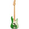 Fender Player Plus Precision Bass® Maple Fingerboard Cosmic Jade