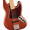 Fender Player Plus Jazz Bass® Maple Fingerboard Aged Candy Apple Red