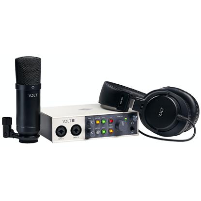 Universal Audio Volt 2 Studio Pack